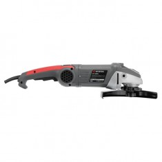 Angle grinder 2000W, 6500rpm, disc diameter 230mm, smooth start, turning handle INTERTOOL DT-0290: фото 5