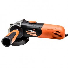 Angle grinder STORM, 500 W, 115 mm,11000 rpm INTERTOOL WT-0201