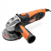 Angle grinder STORM 900 W, 125 mm, 11000 rpm INTERTOOL WT-0202