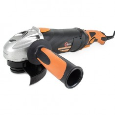 Angle grinder STORM, 900 W,125 mm, 0-10000 rpm INTERTOOL WT-0204