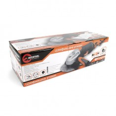 Angle grinder STORM, 900 W,125 mm, 0-10000 rpm INTERTOOL WT-0204: фото 16