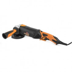 Angle grinder STORM, 900 W,125 mm, 0-10000 rpm INTERTOOL WT-0204: фото 2