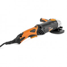 Angle grinder STORM, 900 W,125 mm, 0-10000 rpm INTERTOOL WT-0204: фото 6