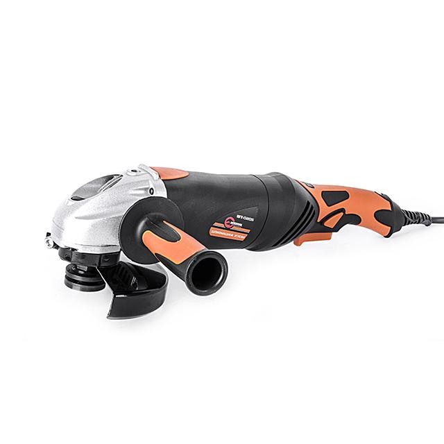 Angle grinder STORM, 1400 W, 150 mm, 8000 rpm INTERTOOL WT-0205