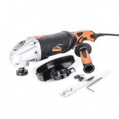 Angle grinder STORM, 1400 W, 150 mm, 8000 rpm INTERTOOL WT-0205: фото 6