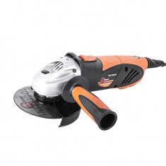 Angle grinder STORM, 650 W, 125 mm, 10000 rpm INTERTOOL WT-0206
