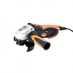 Angle grinder STORM, 650 W, 125 mm, 10000 rpm INTERTOOL WT-0206: фото 2