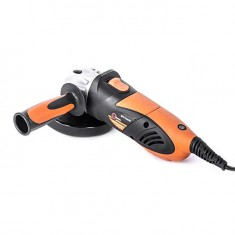 Angle grinder STORM, 650 W, 125 mm, 10000 rpm INTERTOOL WT-0206: фото 3
