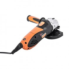 Angle grinder STORM, 650 W, 125 mm, 10000 rpm INTERTOOL WT-0206: фото 4