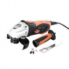 Angle grinder STORM, 650 W, 125 mm, 10000 rpm INTERTOOL WT-0206: фото 6
