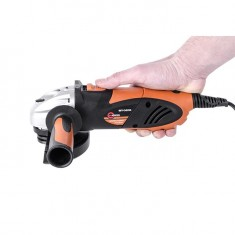 Angle grinder STORM, 650 W, 125 mm, 10000 rpm INTERTOOL WT-0206: фото 7