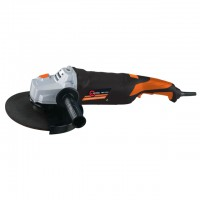 Angle grinder STORM, 2200 W, 230 mm, 6000 rpm INTERTOOL WT-0212