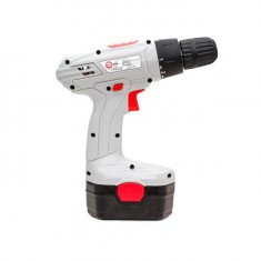 Cordless drill 18V, 1 battery, 1,2Ah, chuck jaw width, min./max. 1/10 INTERTOOL DT-0312: фото 7
