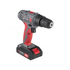Cordless drill 18V, 2 batteries, 1 hour charging, 2 speed INTERTOOL DT-0315: фото 4