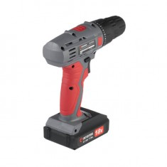 Cordless drill 18V, 2 batteries, 1 hour charging, 2 speed INTERTOOL DT-0315: фото 6