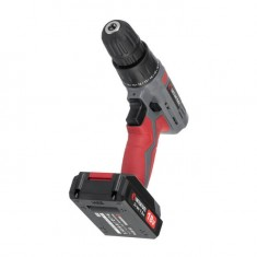 Cordless drill 18V, 2 batteries, 1 hour charging, 2 speed INTERTOOL DT-0315: фото 9