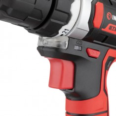 Cordless drill STORM, 18 V, 2 speed, 0-900 rpm, 2 batteries, torque control INTERTOOL WT-0314: фото 11