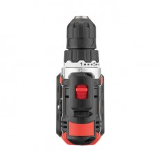 Cordless drill STORM, 18 V, 2 speed, 0-900 rpm, 2 batteries, torque control INTERTOOL WT-0314: фото 7