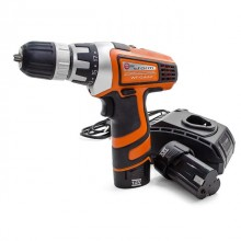 Cordless screwdriver STORM 4.8 V, 0-200 rpm INTERTOOL WT-0322