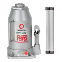 Bottle jack 20 T INTERTOOL GT0028