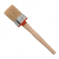 Round paint brush 25 mm INTERTOOL KT-1625