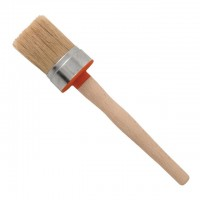 Round paint brush 60 mm INTERTOOL KT-1660