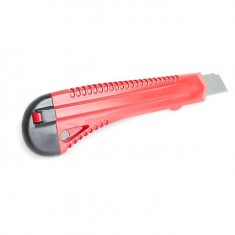Snap-off blade knife 18 mm INTERTOOL HT-0500: фото 4