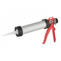 Caulking gun 225 mm INTERTOOL HT-0025
