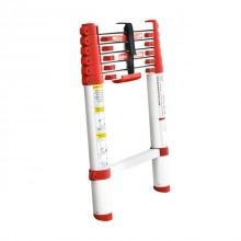 Aluminum ladder telescopic 6 steps 2,00 m INTERTOOL LT-3020