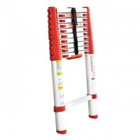 Aluminum ladder telescopic 10 steps 3,20 m INTERTOOL LT-3032