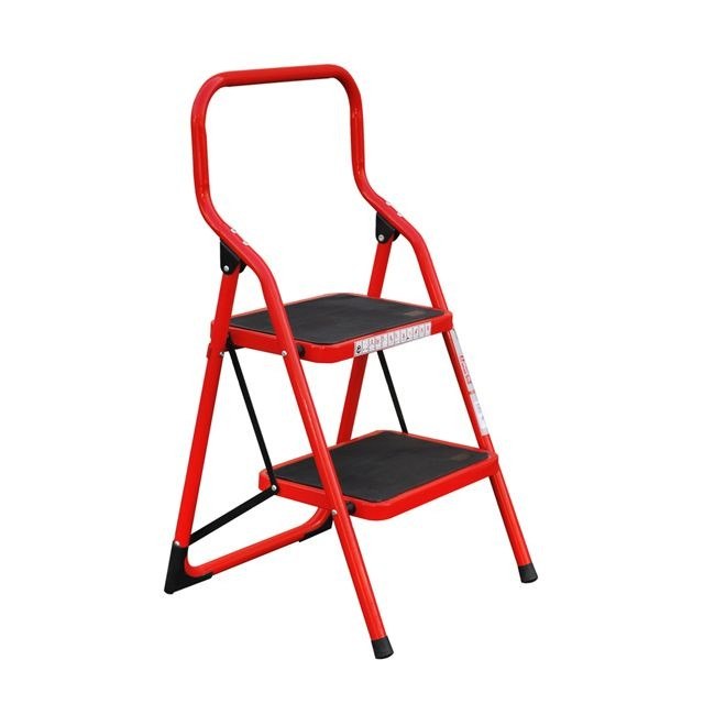 Stepladder 2 steps 380x260mm 895 mm height INTERTOOL LT-0032
