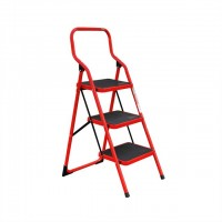 Stepladder 3 steps 380x260mm 1145 mm height INTERTOOL LT-0033