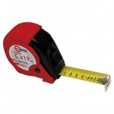 Tape measure 2mx13mm three locks INTERTOOL MT-0102