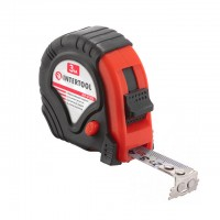 Tape measure 3mx13mm three locks INTERTOOL MT-0103