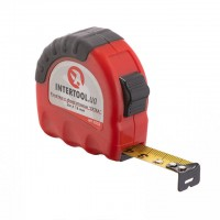 Tape measure with lock 2mx16mm INTERTOOL MT-0202