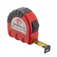 Tape measure with lock 5mx19mm INTERTOOL MT-0205