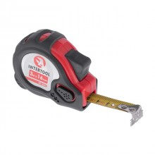 Tape measure with lock 3mx19mm INTERTOOL MT-0603