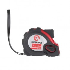 Tape measure with lock 3mx19mm INTERTOOL MT-0603: фото 2