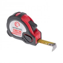 Tape measure with lock 5mx19mm INTERTOOL MT-0605