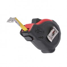 Tape measure with lock 5mx19mm INTERTOOL MT-0605: фото 4