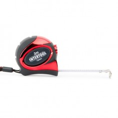 Tape measure 3mx16mm auto lock INTERTOOL MT-0803