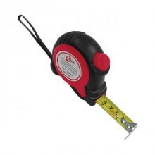 Tape measure 10mx25mm auto lock INTERTOOL MT-0810