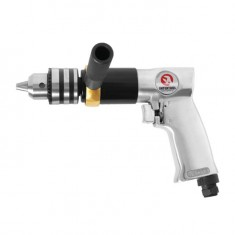 "Air drill, reversible, chuck 1.5-13 mm, 1/2"" INTERTOOL PT-0901"