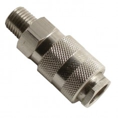 "Quick connector outer thread 1/4"" INTERTOOL PT-1805"