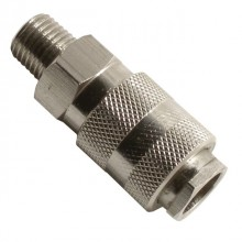 "Quick connector outer thread 1/2"" INTERTOOL PT-1806"