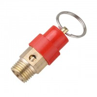 "Safety valve for compressor, 1/4"" INTERTOOL PT-5002"