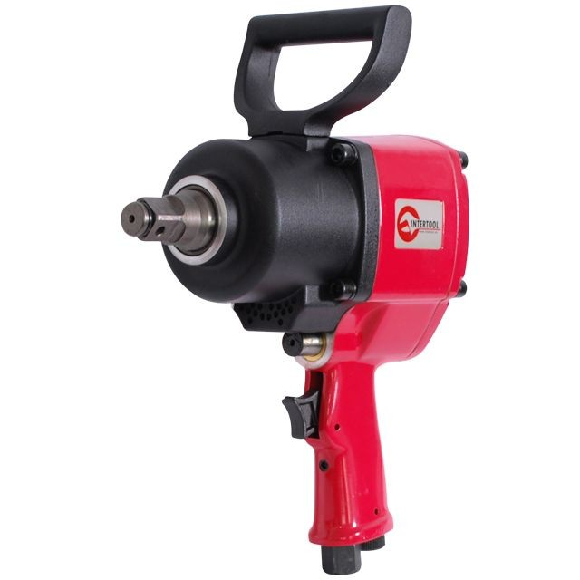 "Air impact wrench 3/4"", 1600 n.m., professional, 4200 rpm, two-handled INTERTOOL PT-1106"