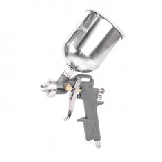 Air spray gun INTERTOOL PT-0205: фото 4