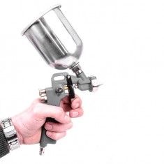 Air spray gun INTERTOOL PT-0205: фото 8