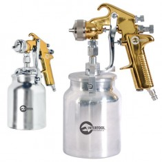 Air spray gun HP INTERTOOL PT-0219